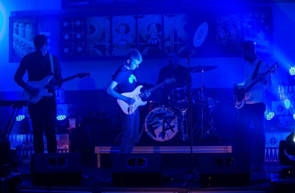 MUSASOOVITUS: Eksperimentaalset instrumentaalmuusikat viljelev noortebänd The Werg esitleb oma kauaoodatud debüütalbumit