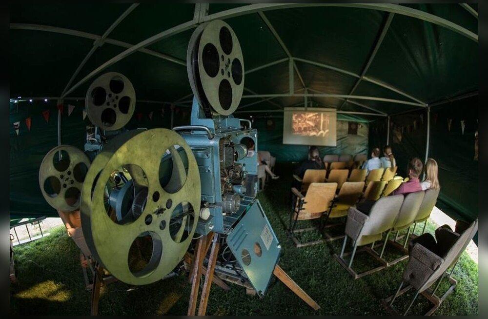 Rariteetne projetor on kohati isegi suurem vaatamisväärsus kui näidatav film.