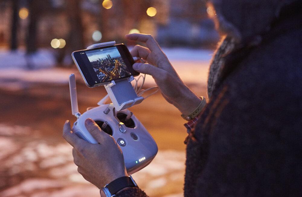 DJI uus droon Phantom 4: kahe fotograafi muljeid