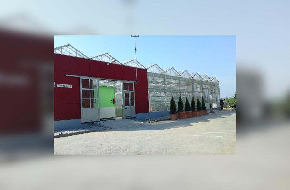 Räpina Aianduskoolis algab uus õppeaasta renoveeritud õppehoones