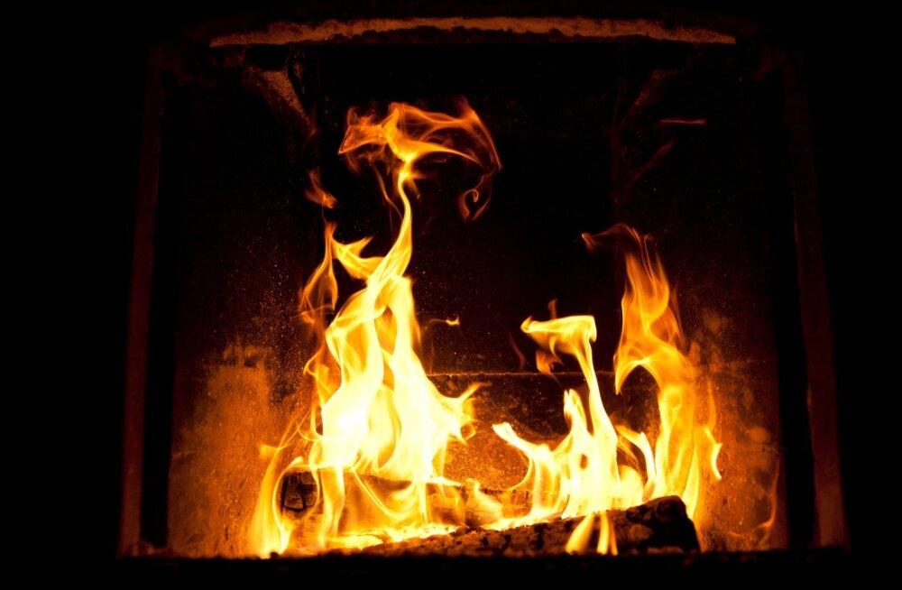 Tulekahjus kodu kaotanud pereema: lootsin, et on rohkem aega, filmides jõuavad päästjad ikka midagi päästa!