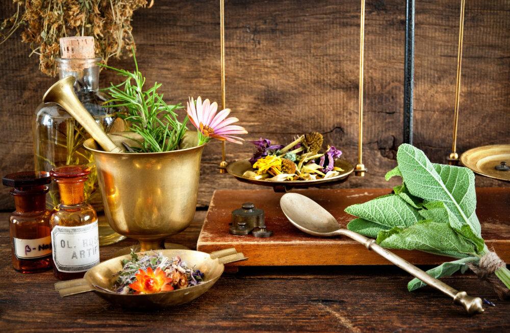 Kuldreeglid, kuidas teha ja kasutada lihtsamaid taimseid loodus- ja tervisetooteid