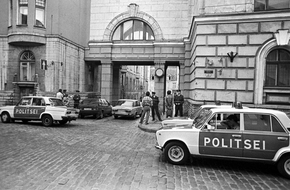 Avalikustamine Eestis: KGB agendid olid, kartoteeki pole
