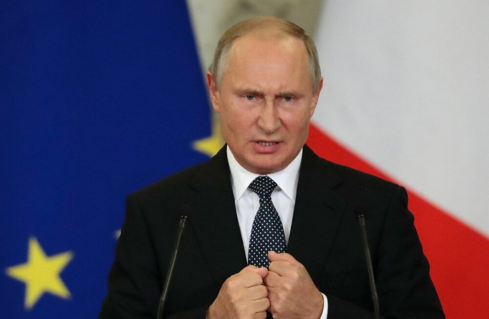 Putin: USA rakette vastu võtvad Euroopa riigid seavad end võimaliku vastulöögi ohtu