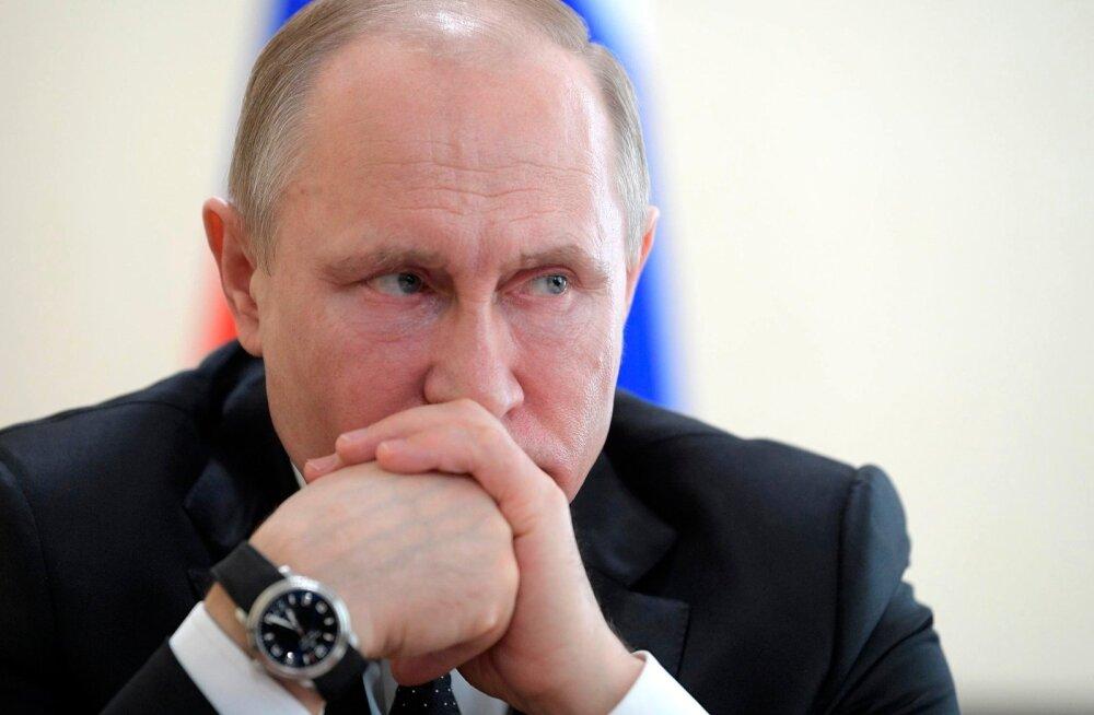 Margus Tsahkna: Trumpi trikid on ohtlikud, sest Putin võib lugeda neid valesti ning testida NATOt näiteks hübriidmängudega Eestis