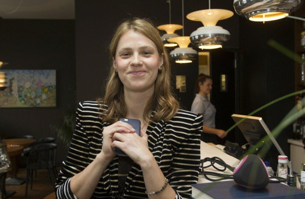 """Saate """"Kuuuurija"""" autor Katrin Lust võib endale kohtutäituri abiga uue äripartneri leida."""