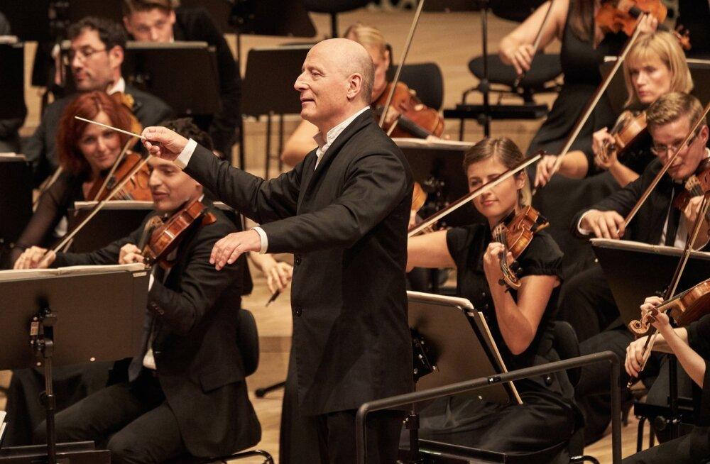 Eesti Festivalioskester andis kontserdi Elbphilharmonie Hamburg