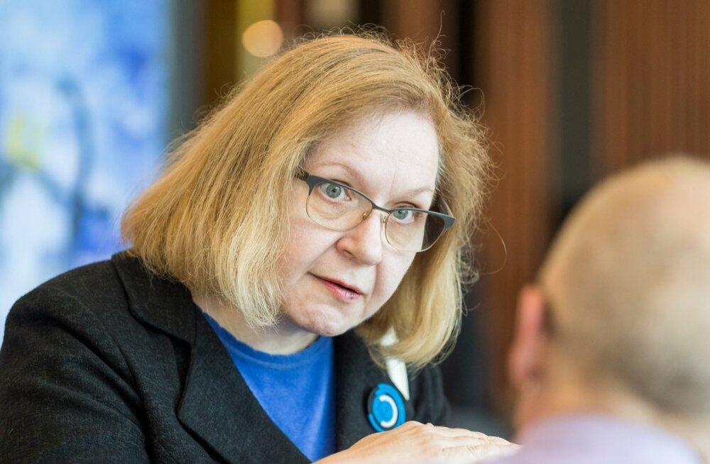 Maris Lauri ettepanekust maksta riigikogulastele Eesti keskmist palka: jätaks vigased probleemipüstitused oma veelgi vigasemate lahendustega kõrvale