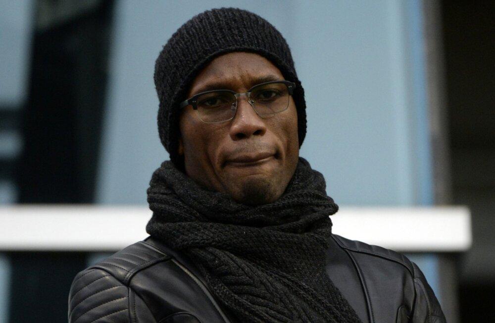 39-aastane Didier Drogba: järgmine hooaeg on minu karjääri viimane