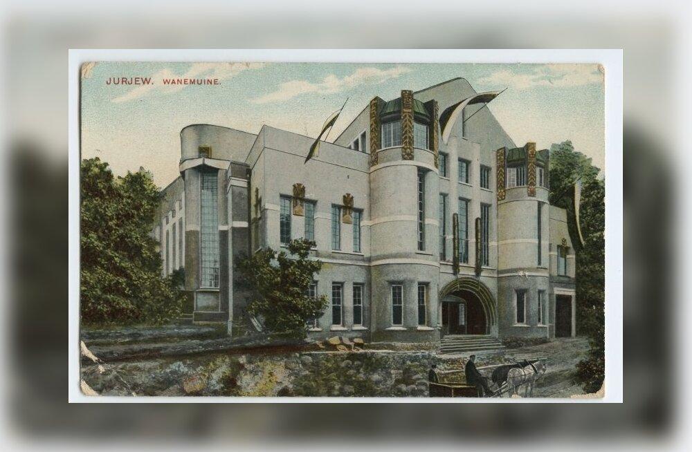 KULTUURIKILD AASTAST 1919: Vanemuise teatris läks pärast etendust kakluseks – lahvatas Maggie Gripenbergi tantsuskandaal
