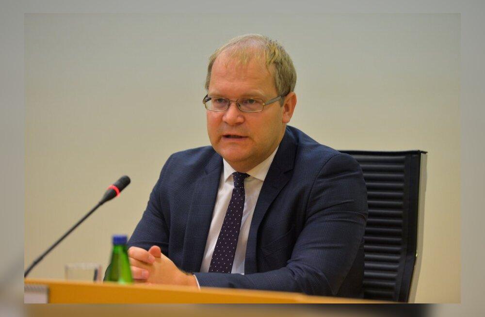 Urmas Paet: topeltkodakondsuse võimaldamine on põhjendatud sünnijärgsetele Eesti kodanikele