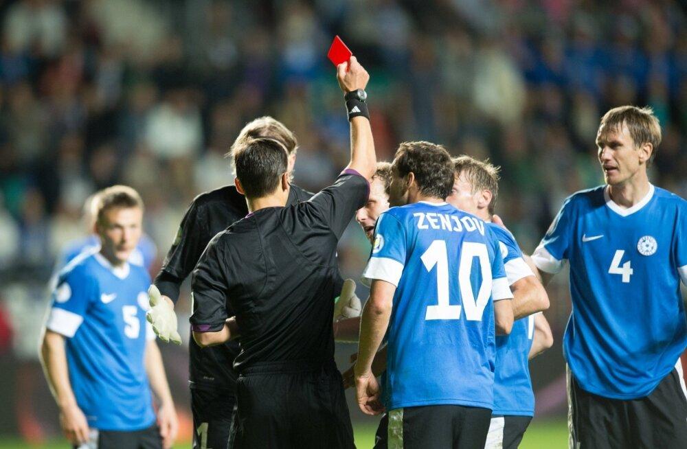 Eesti-Holland jalgpall