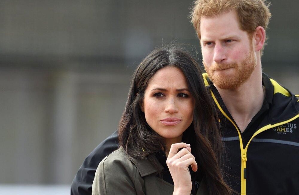 Kuninglike pulmade turvajuht hoiatab ISIS-e rünnaku eest: kuninglik perekond ja publik võivad olla tõsises ohus