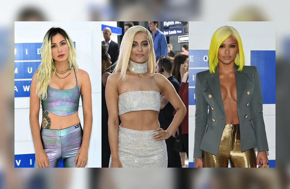 ГАЛЕРЕЯ: Самые ужасные наряды премии MTV Video Music Awards 2016