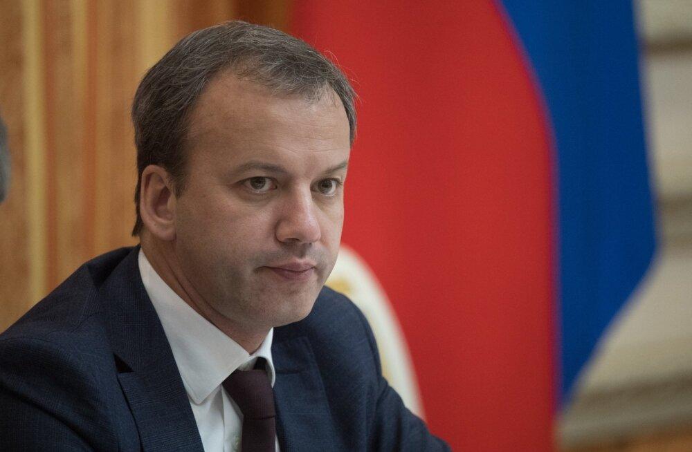 Asepeaminister: Venemaal ei ole oligarhe, on hästi töötavad ja vastutustundlikud ärimehed