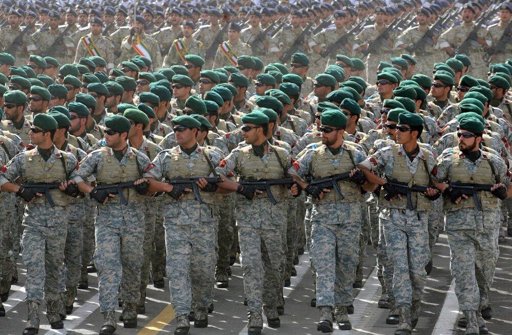 Iraani armee