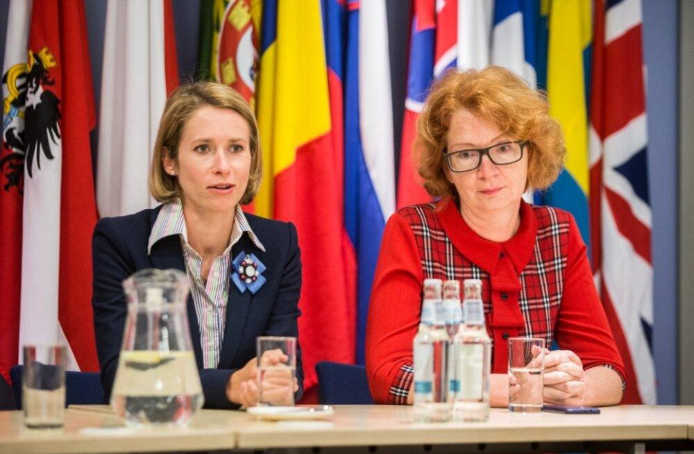 Yana Toom Kaja Kallasele: poliitikud ei tohi külvata segadust