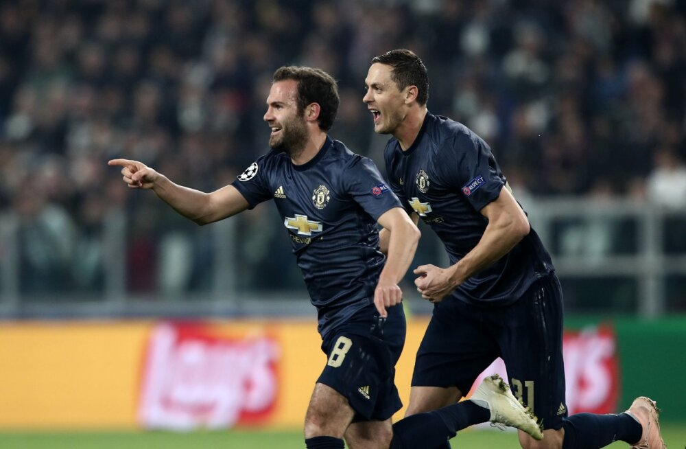 BLOGI | UEFA Meistrite liiga: Manchester United võitis kaotusseisust Torino Juventuse, Madridi Real ja Manchester City korraldasid sauna