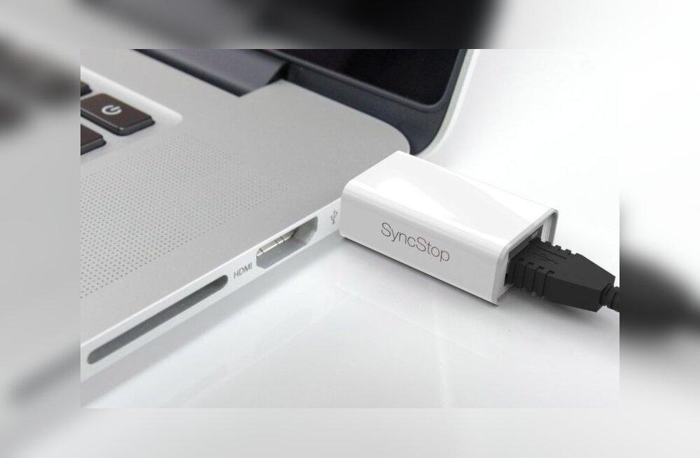 Riigikantselei ostab eesistumise ajaks 5000 USB-kondoomi