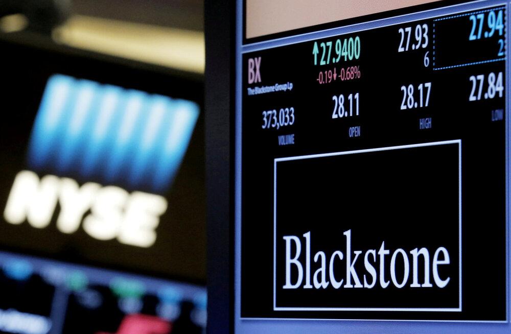Mis ettevõte on Luminori ostja Blackstone?