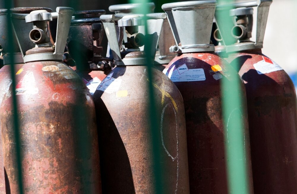 BLRT gaasiplahvatuse sündmuspaik