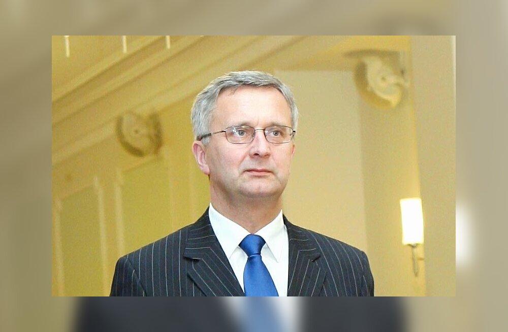 Põhiseaduskomisjon jäi käibemaksu osas Tederiga eriarvamusele