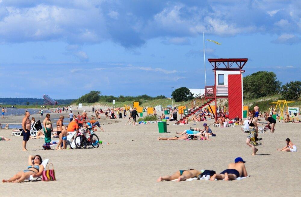Viimaks saab suve nautida: uuel nädalal sooja kuni 28 kraadi