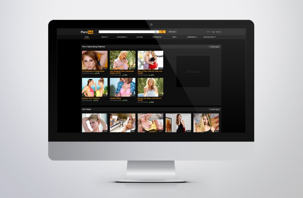 Populaarne täiskasvanutele mõeldud veebilehekülg PornHub avab New Yorgis oma esimese <em>pop-up</em> poekese