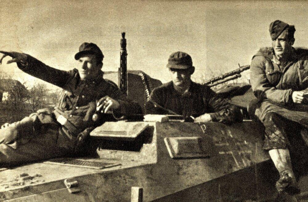 Katkend raamatust: Sinimägede legend ehk kuidas võitles Eesti diviis