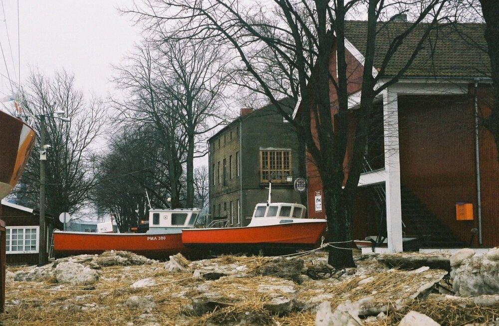 АРХИВНЫЕ ФОТО | Кто видел, тот не забудет. 14 лет назад Эстонию накрыл сильнейший шторм