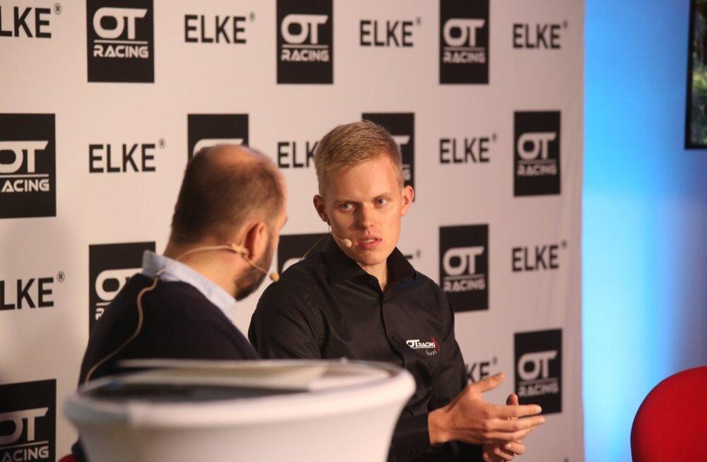 OT Racing lepingu allkirjastamine, Tänak Ott