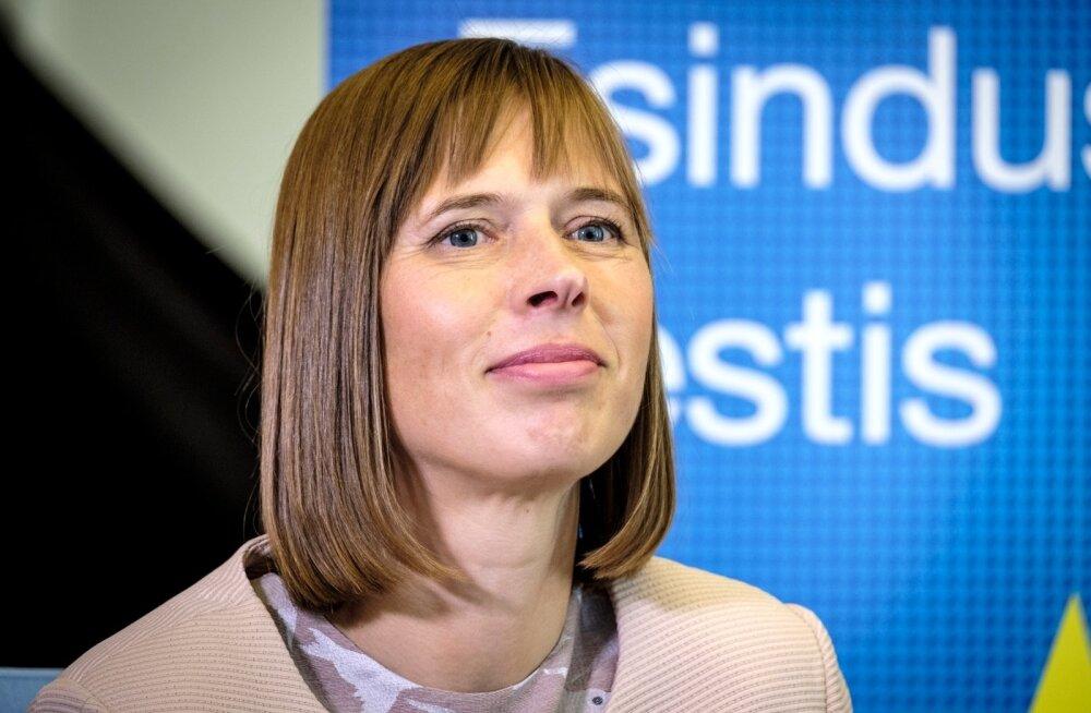President Kersti Kaljulaidi hinnangul on julgeolekunõukogusse kandideerimine Eestile oluline turvavõrgustiku tugevdamise projekt.