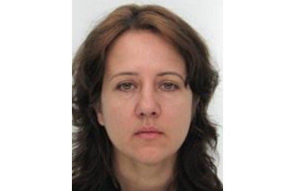 Полиция просит помощи в поиске 46-летней Иви