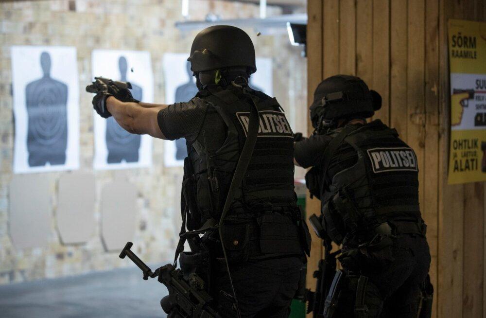 Politsei kiirreageerimisüksus