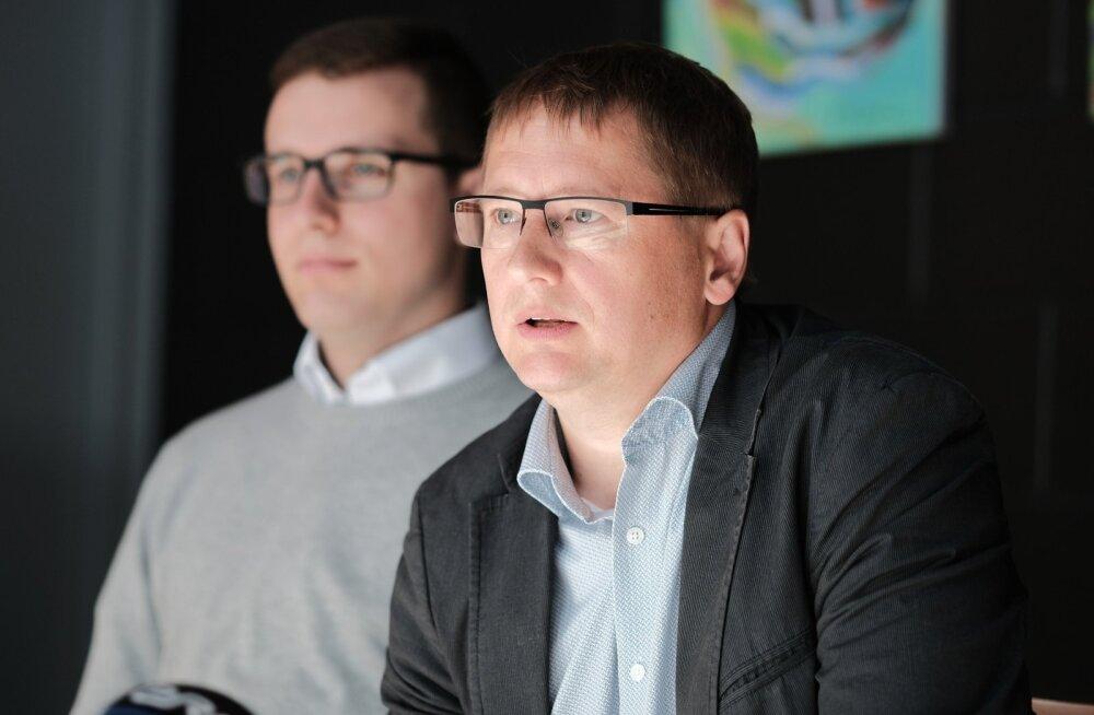 Vaba Tallinna Kodanik pressiüritus