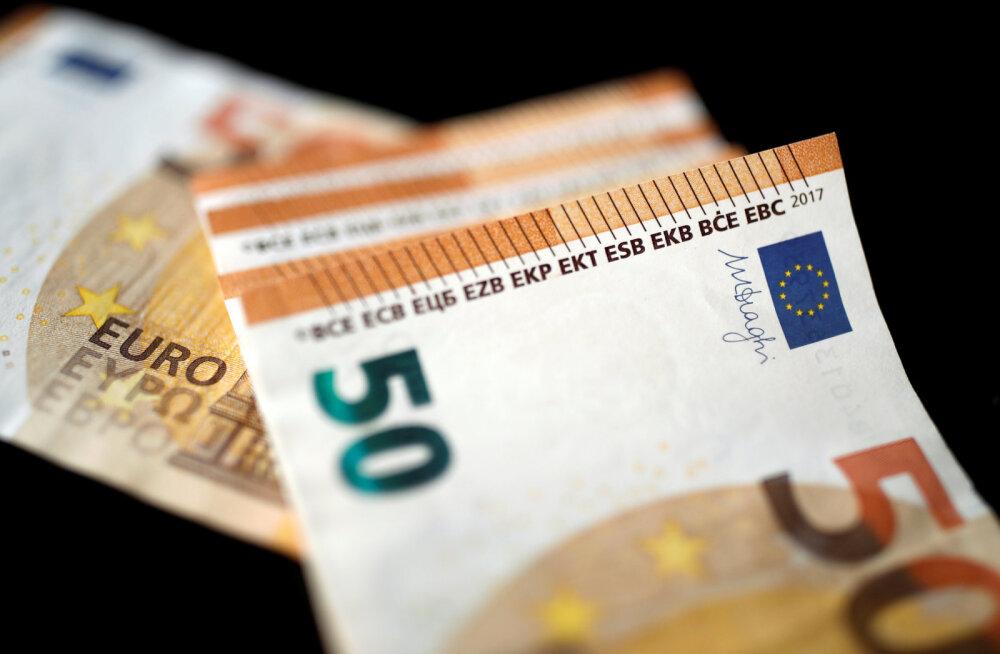 Tallinnas elaval perel jääb pärast sundkulude katmist kätte kõige rohkem raha