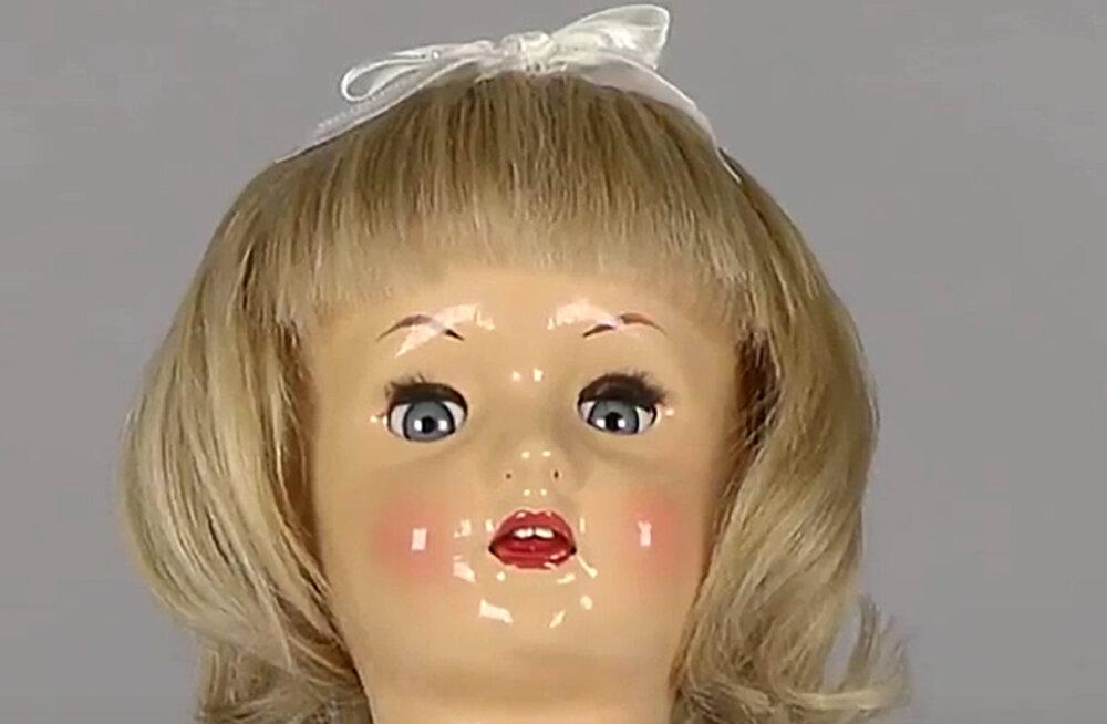 VIDEO: Vaata, kuidas 73aastane nukk uuele elule ärkab