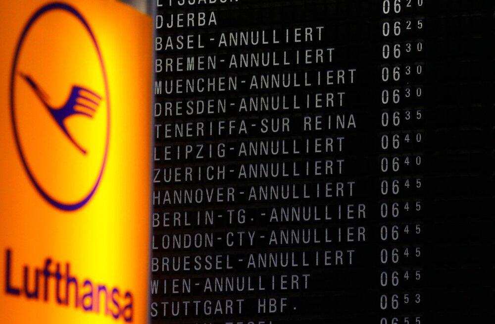 Авиакомпания Lufthansa снова бастует: что делать?