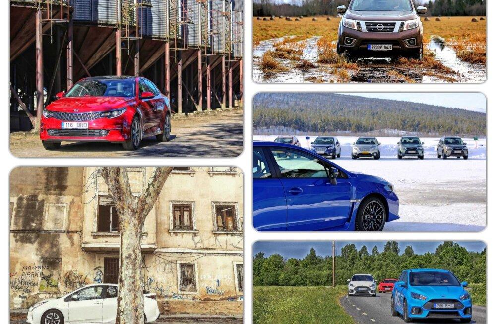 Auto24 statistika: kasutatud autode hinnad kerkisid, Saksa auto on ikka moes