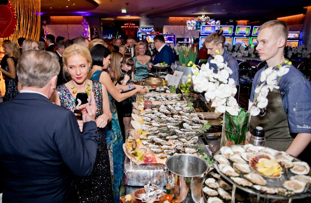 Olypic Casino 25. sünnipäev