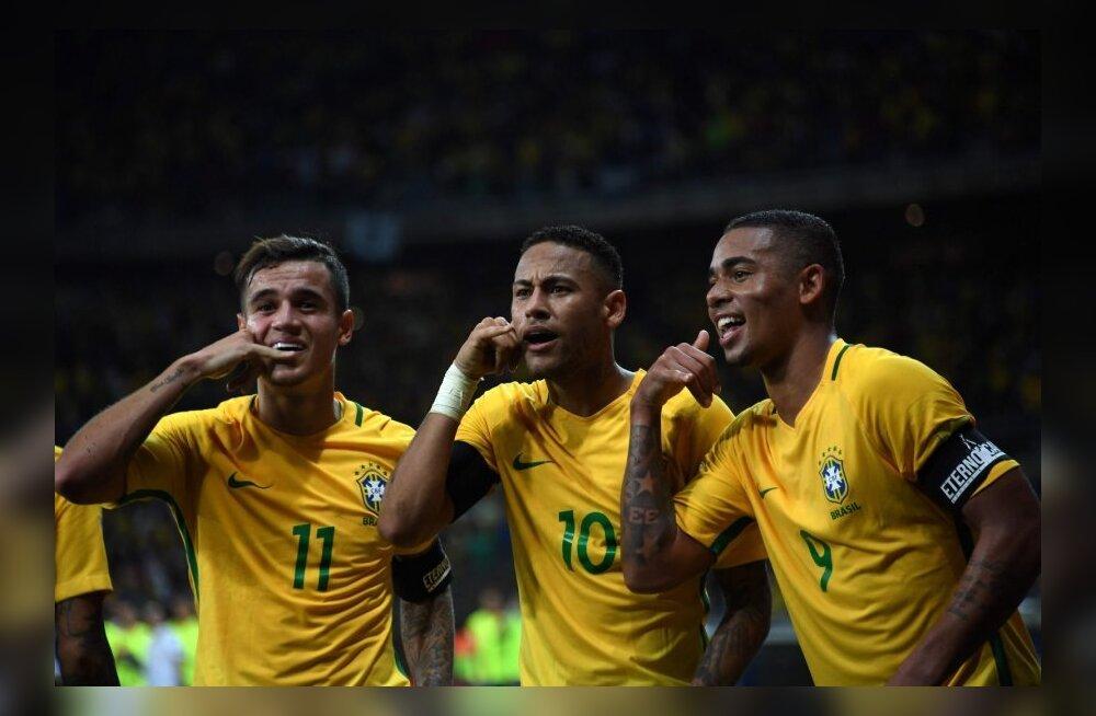 10 MÄNGUFAKTI | Brasiilia ja Mehhiko