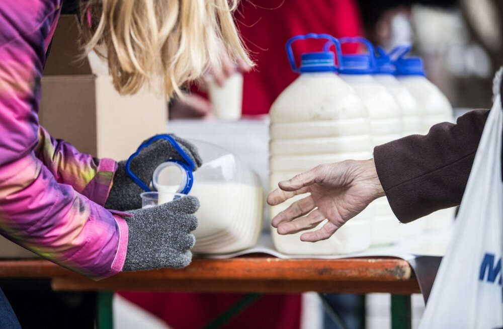 Nõudlus piimatoodete järele kasvab nii Euroopas kui Aasias