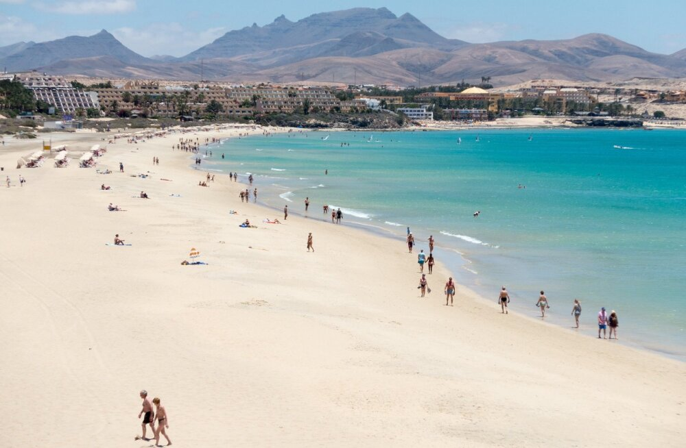 Puhka talvel Kanaaridel: edasi-tagasi lennupiletid Riiast Fuerteventurale, Lanzarotele ja Tenerifele alates 100€!