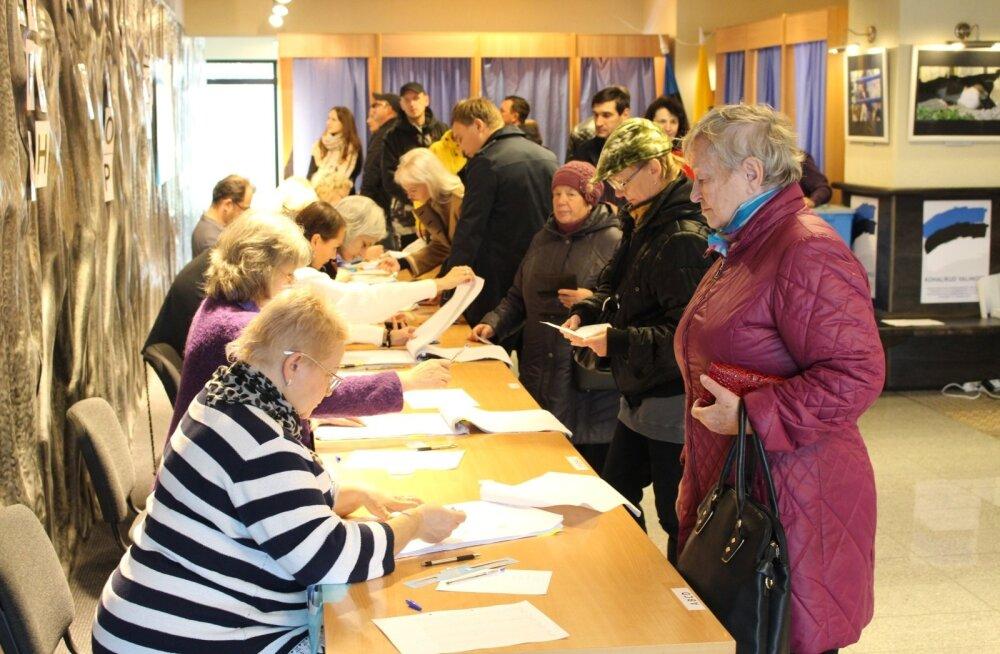 Narva valimised 2017
