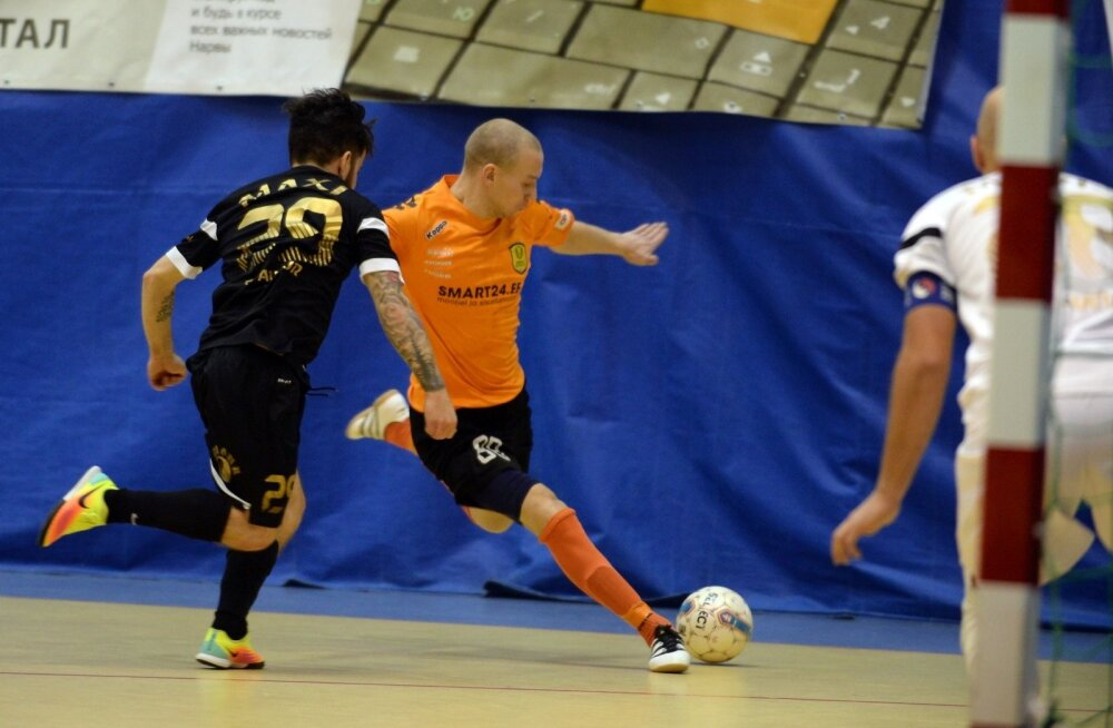 Narva United FC – Tallinna SK Augur Enemat karikas poolfinaal