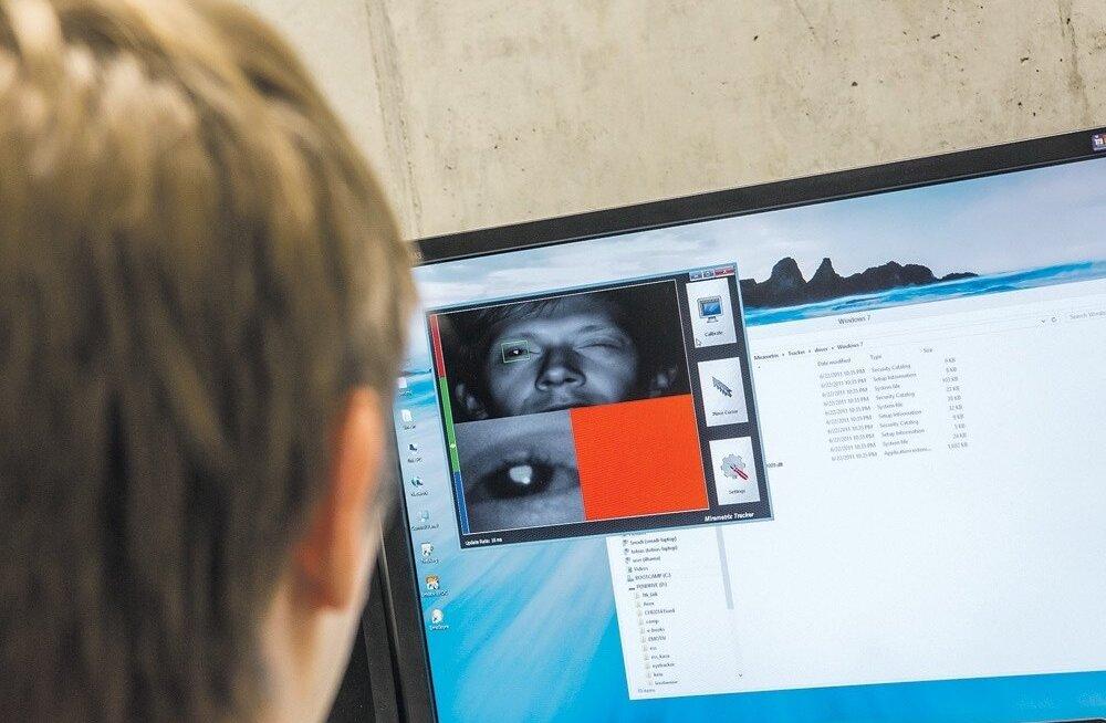 TLÜ interaktsioonidisaini labori uued seadmed