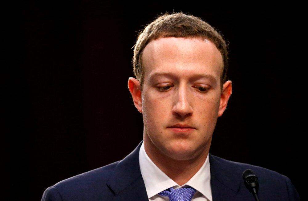 Facebooki tabanud massiline andmeleke puudutas ka firma juhte ja võib kaasa tuua GDPR-i ajaloo maksimumtrahvi