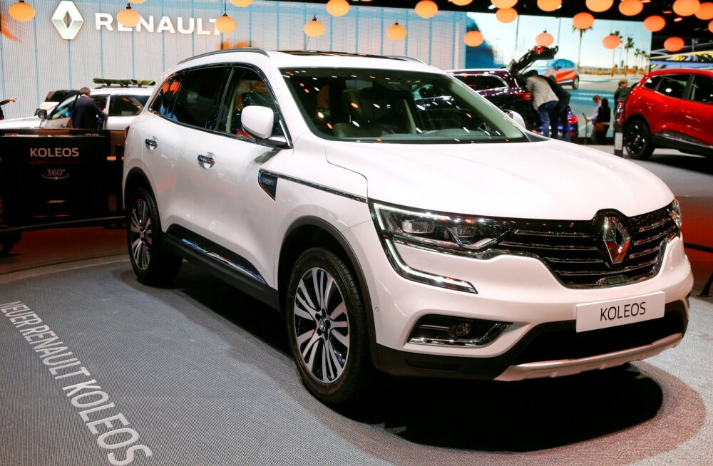 Renault Koleos – maitsekus ja maastikusuutlikkus käsikäes