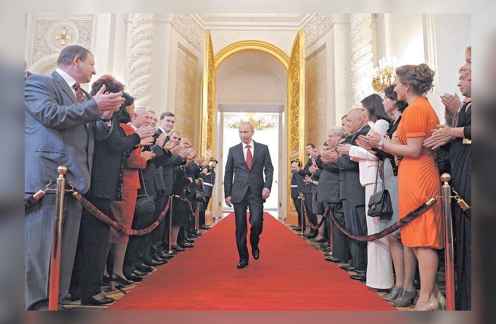 President Putini 3.0: õhemal, aga mitte eriti libedal jääl