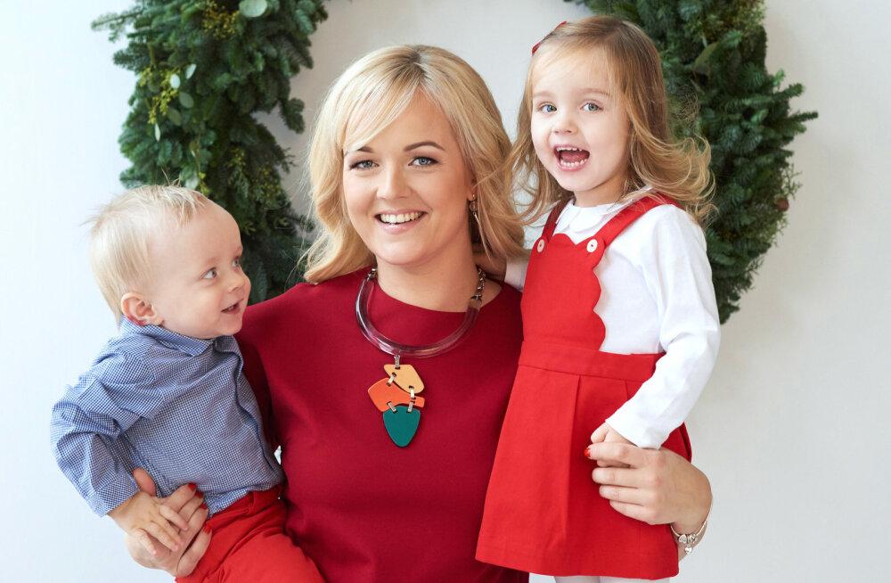 Tütar Teele lahkunud ema Eve Viilupist: jõulude tähistamine, kus emal oli tähtis osa, on meil paraku juba aastaid teistsugune